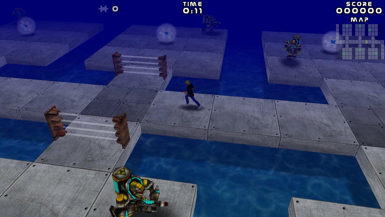 Screenshot of roboXcape