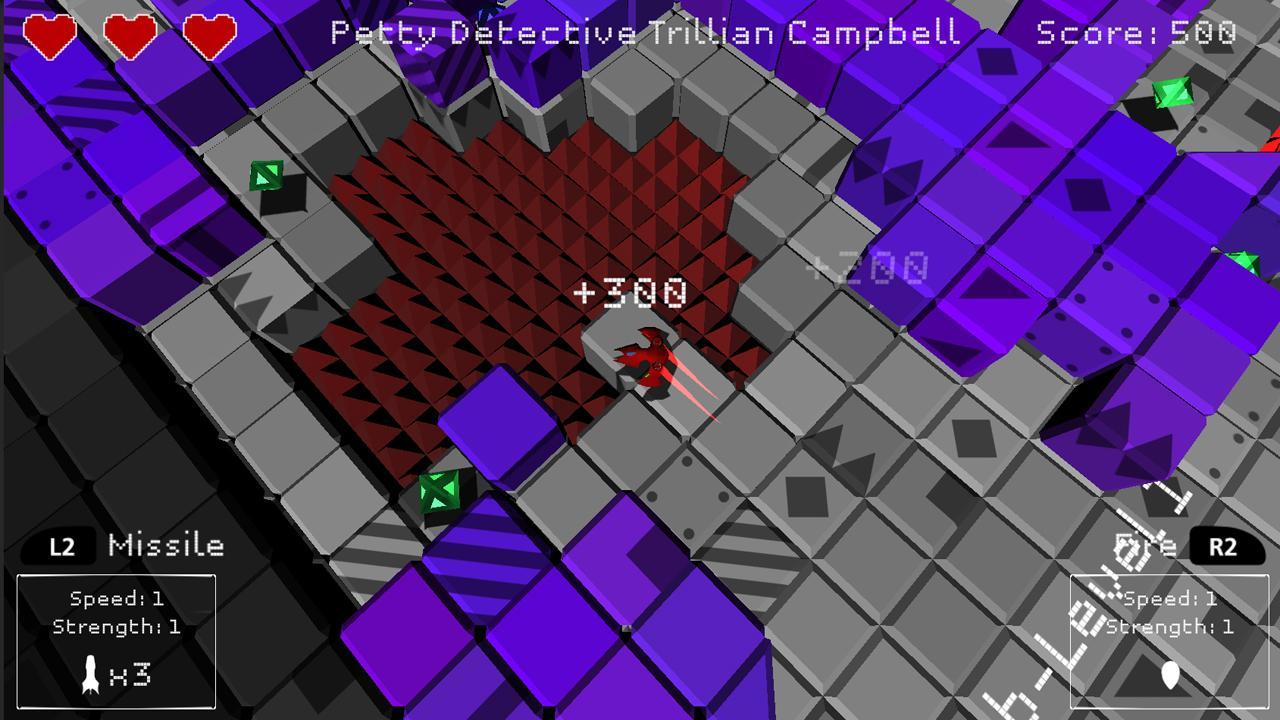 Screenshot of Strike Craft Copperhead