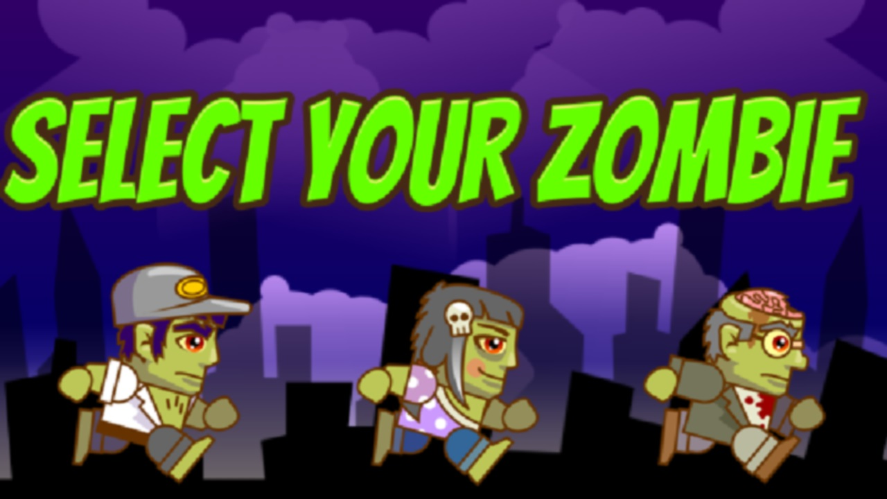 Screenshot of Zombies On The Run