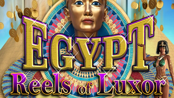Screenshot of ../game/com.mobileamusements.EgyptReelsOfLuxor.htm