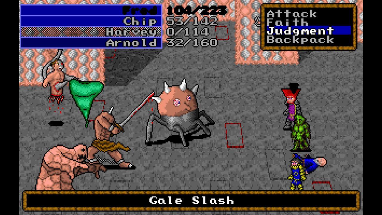 Screenshot of Macabre