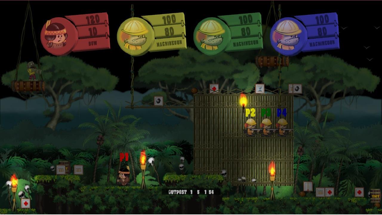 Screenshot of Left 2Die