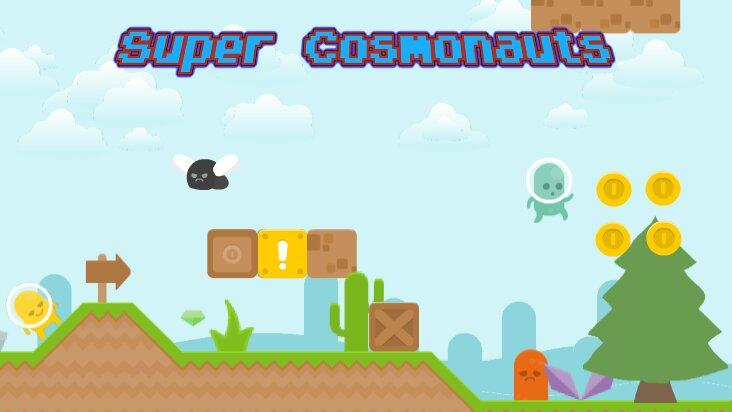 Screenshot of ../game/com.molinware.super_cosmonauts.htm
