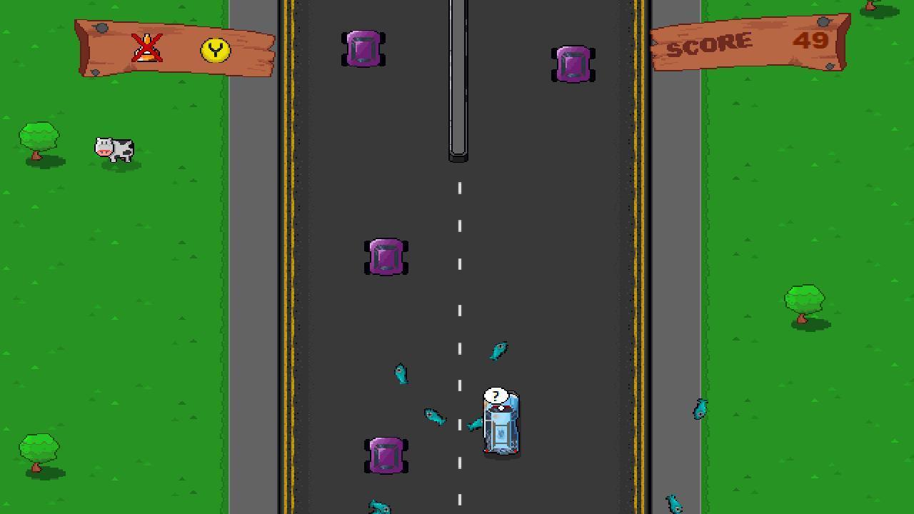 Screenshot of Rush Hour Mayhem