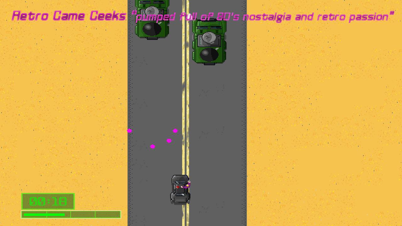 Screenshot of Super Renegade Response