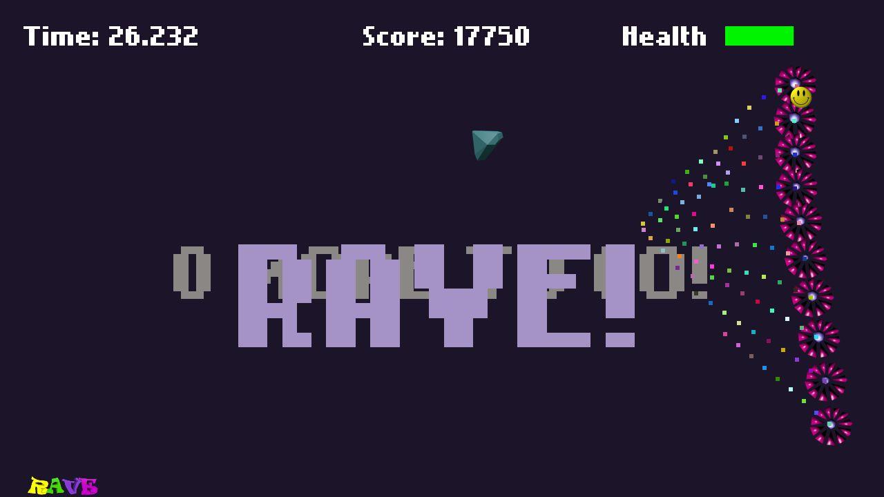 Screenshot of DotShooter DX