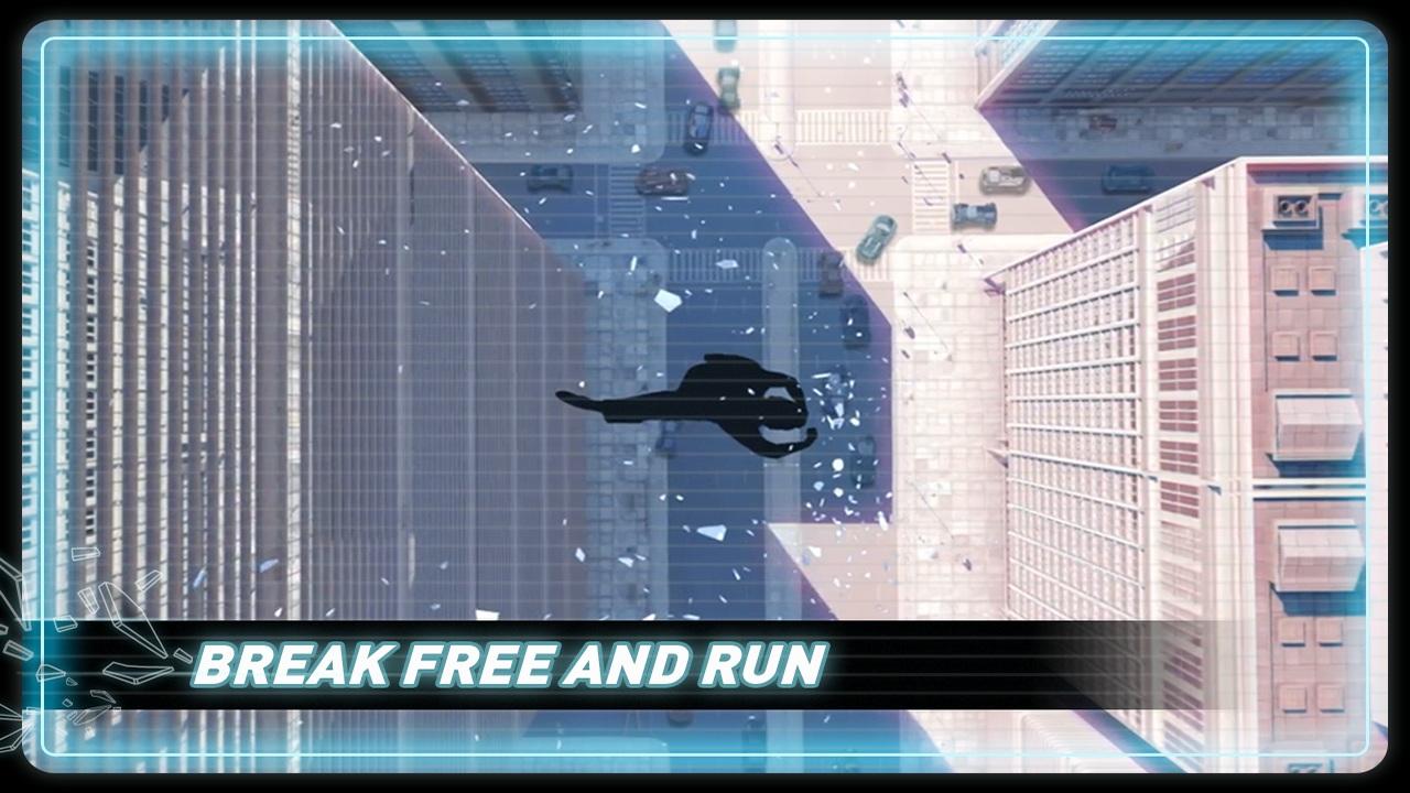 Screenshot of Vector
