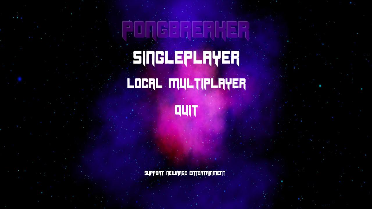 Screenshot of Pongbreaker