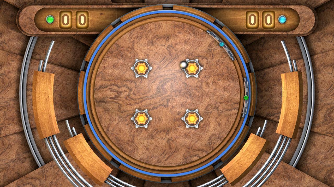 Screenshot of Revball