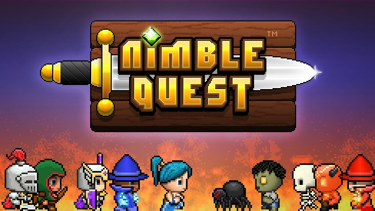 Screenshot of ../game/com.nimblebit.nimblequest.htm