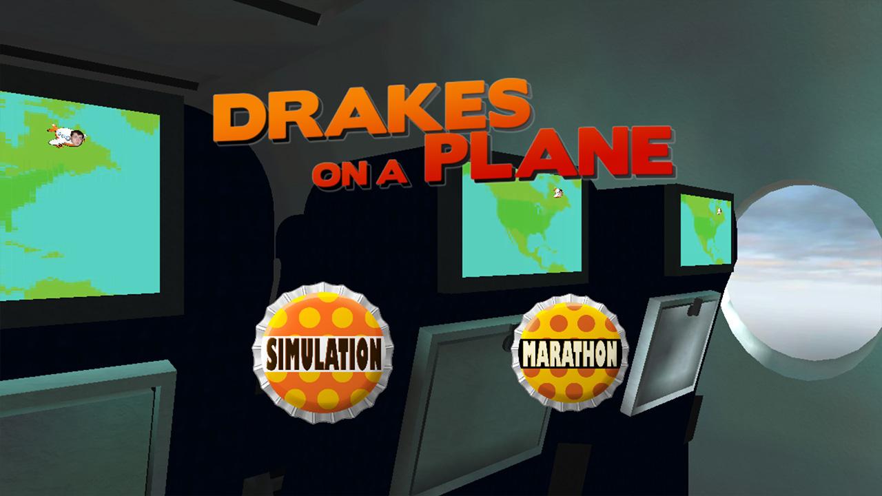 Screenshot of Super Drake Tracker 2000 EX