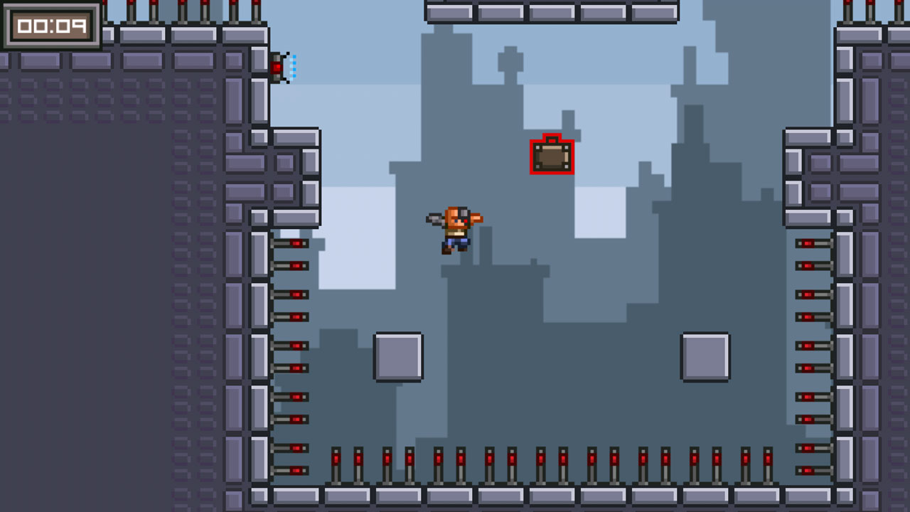 Screenshot of League of Evil