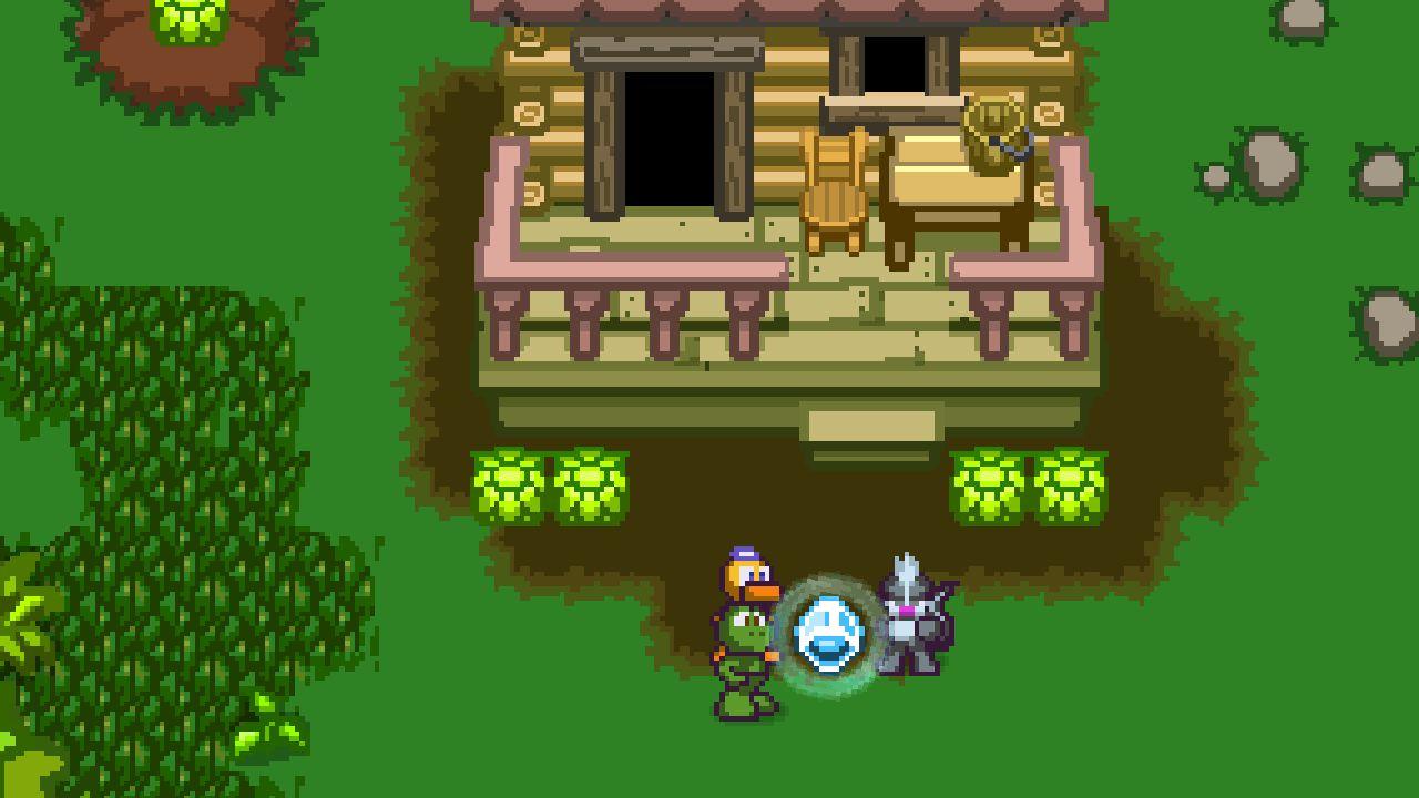 Screenshot of Crystal Picnic