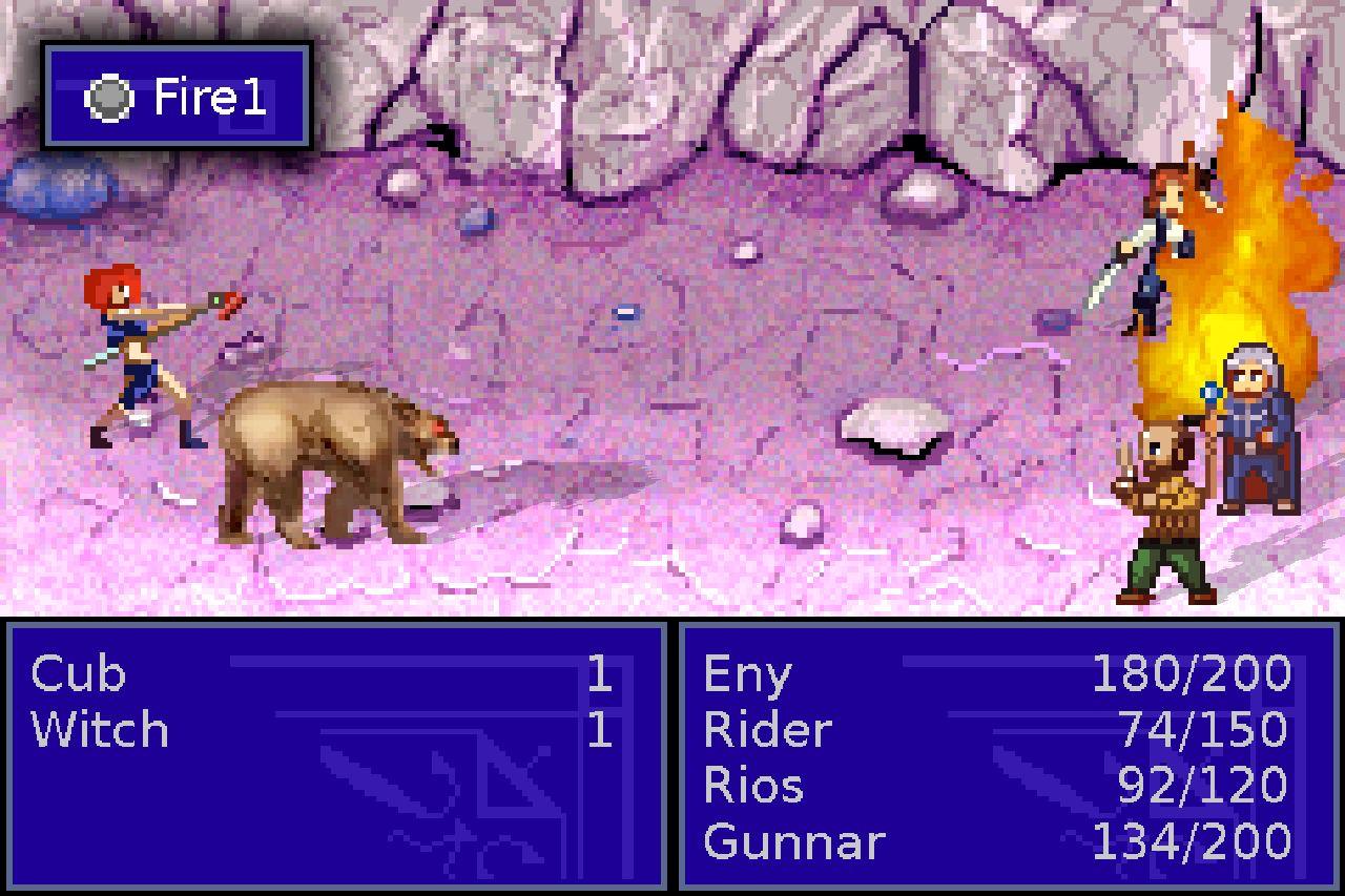 Screenshot of Monster RPG 2