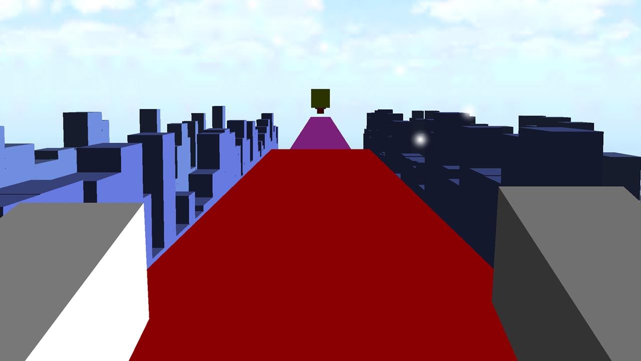 Screenshot of FP Runner