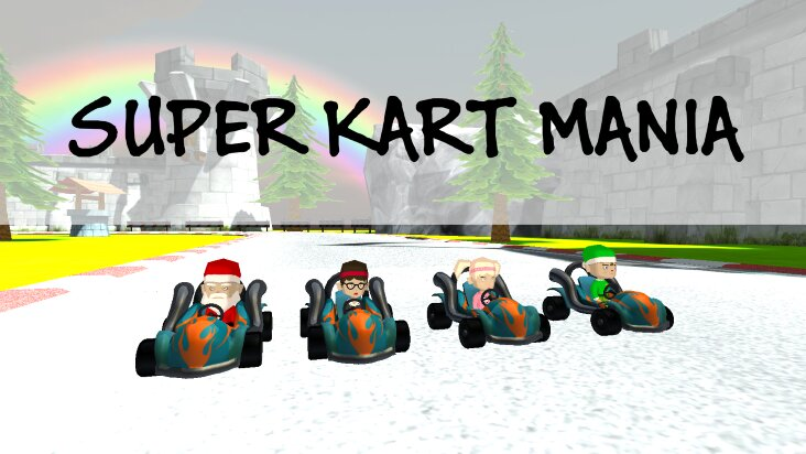 Screenshot of ../game/com.norwindinteractive.superkartmania.htm