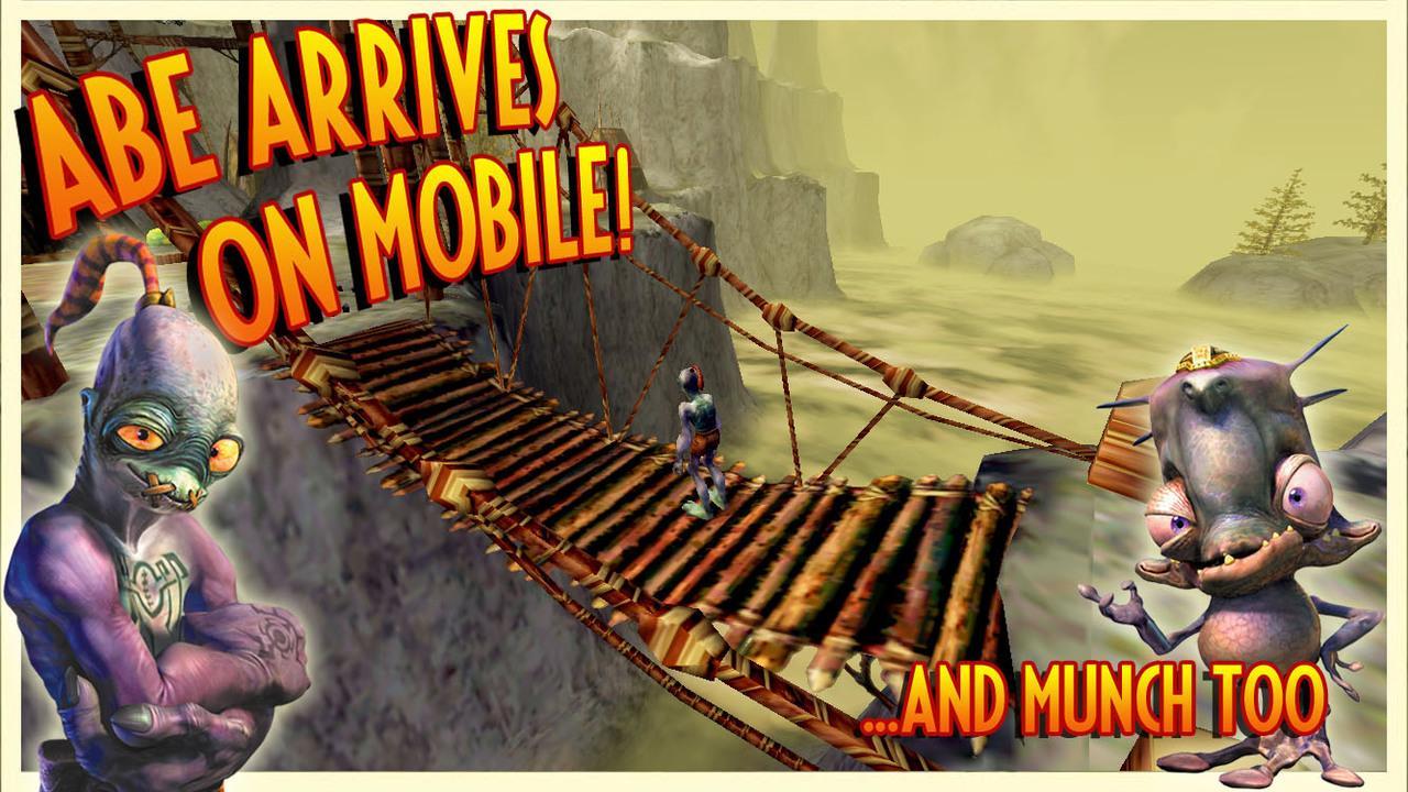 Screenshot of Oddworld: Munch's Oddysee