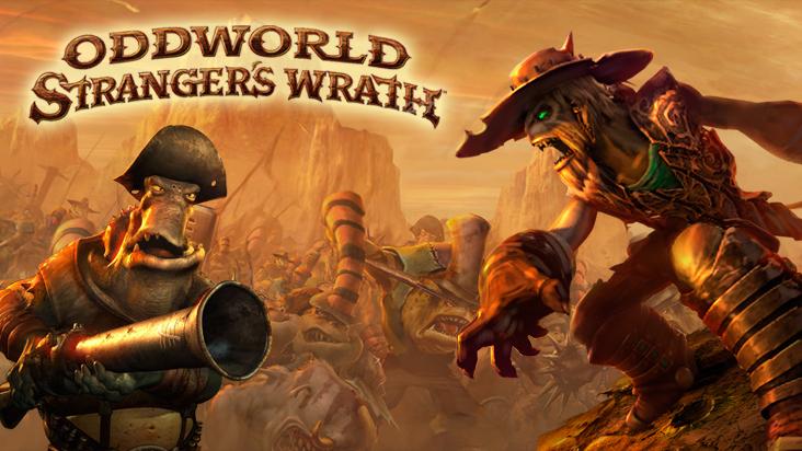 Screenshot of Oddworld: Stranger's Wrath