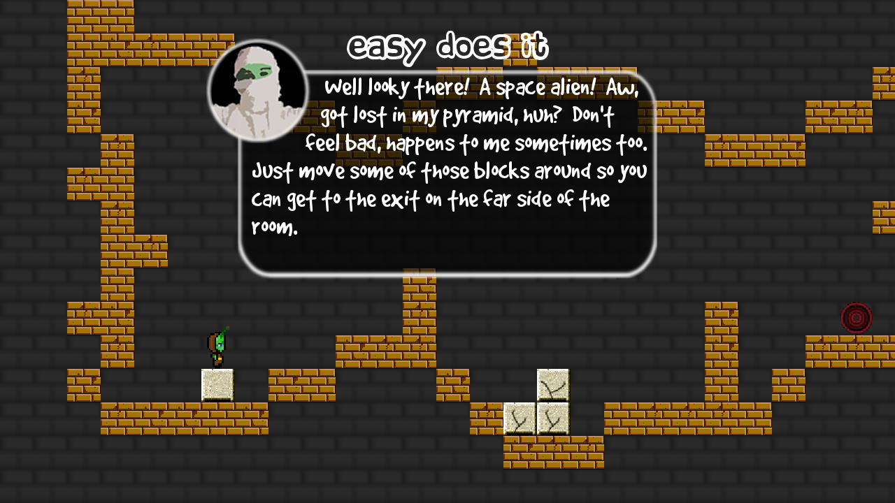 Screenshot of Alex the Alien