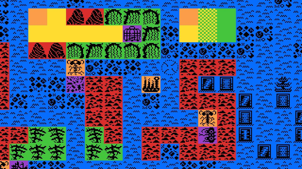 Screenshot of Ramble Planet