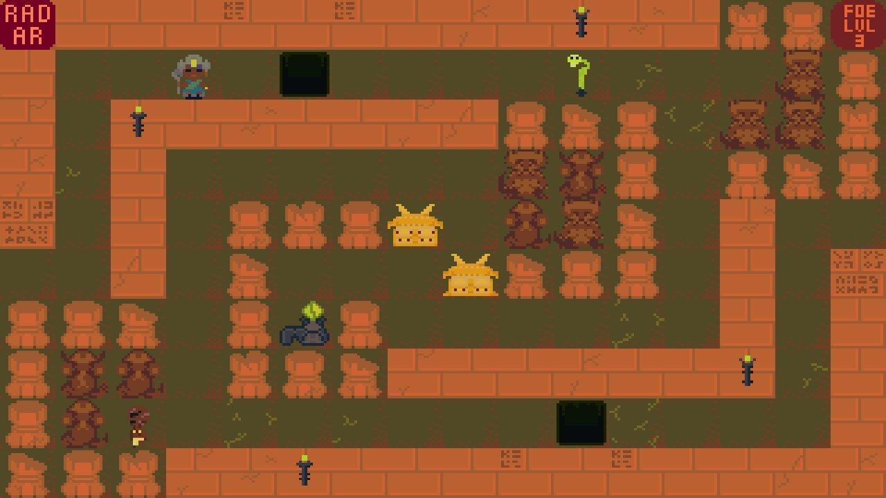 Screenshot of Void Pyramid