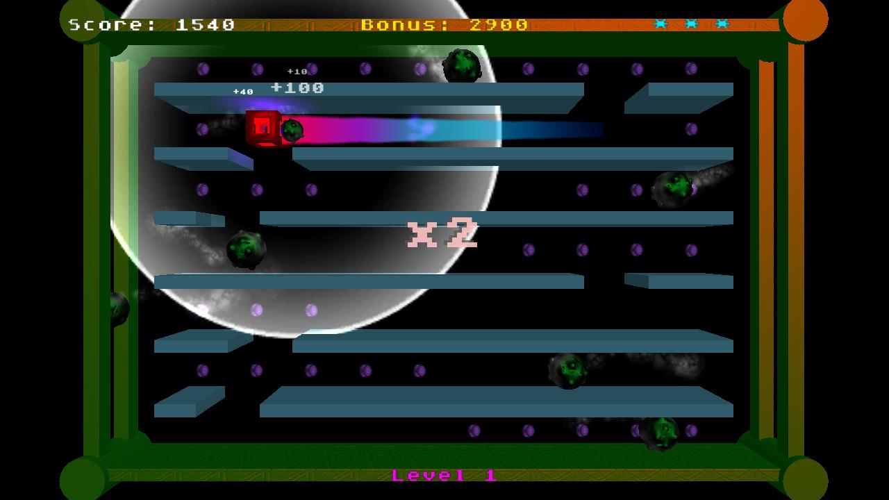 Screenshot of Chomper Deluxe
