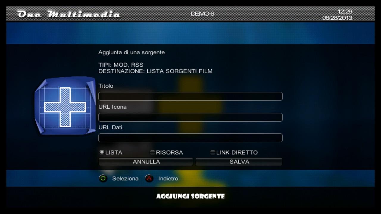 Screenshot of Mega One Deluxe