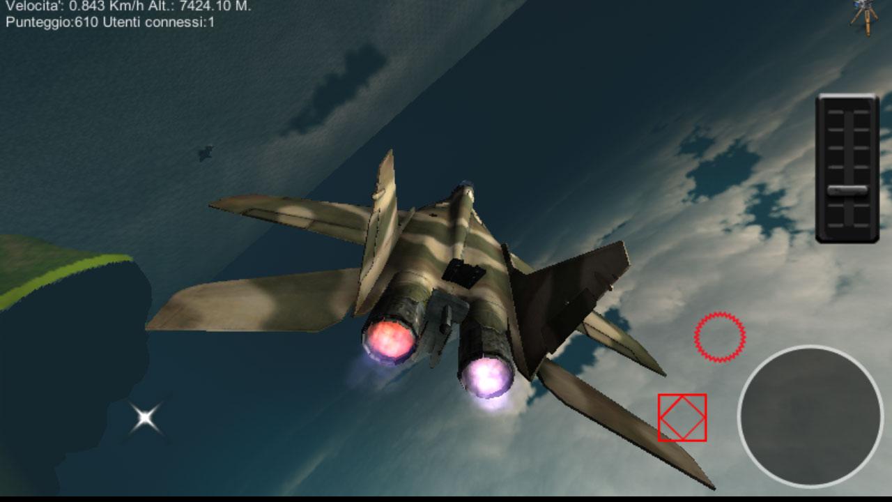 Screenshot of OPTA-X Multiplayer Beta