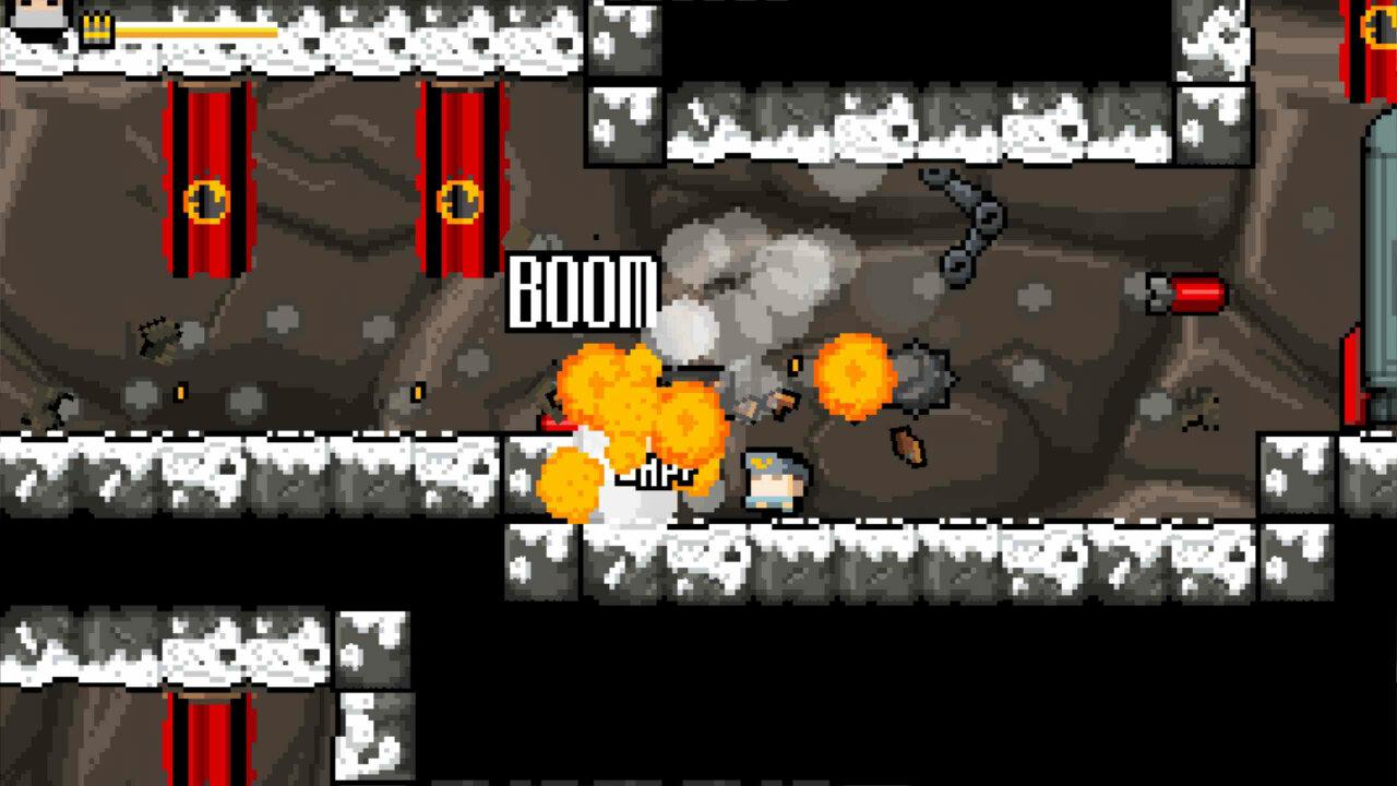 Screenshot of Gunslugs 2