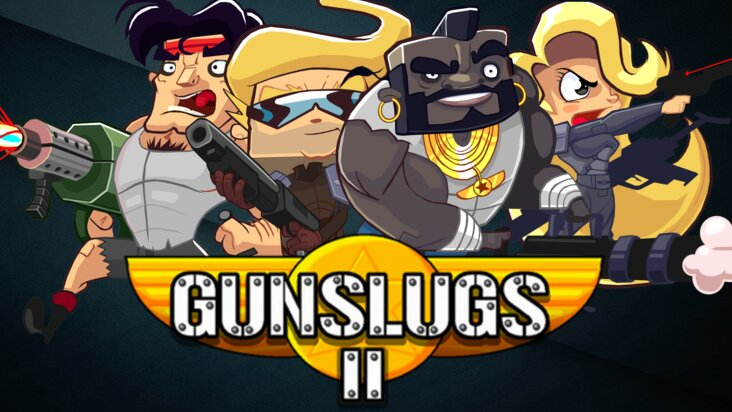 Screenshot of ../game/com.orangepixel.gunslugs2.htm