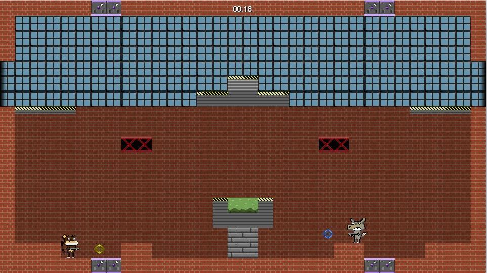 Screenshot of Muzzle to Muzzle
