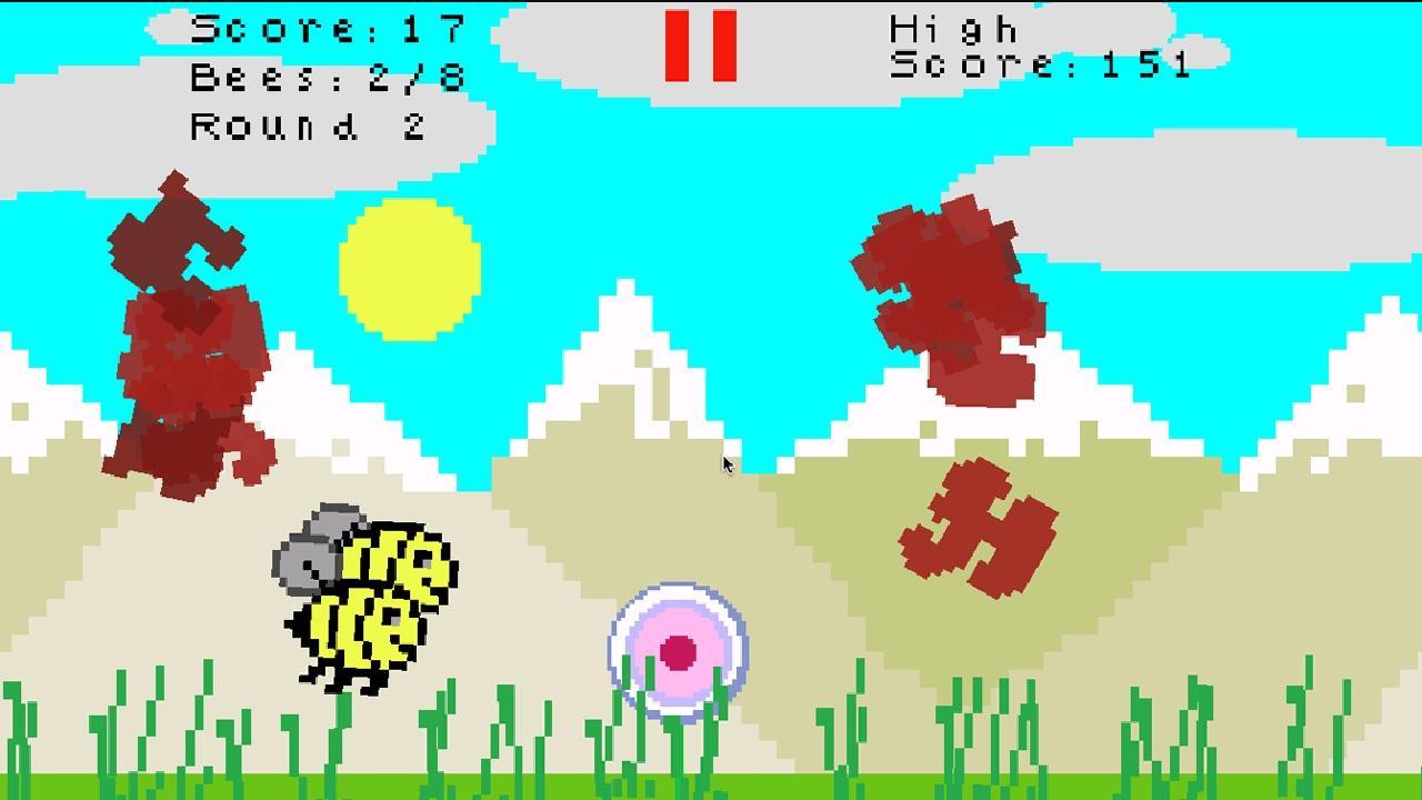 Screenshot of Bee Active