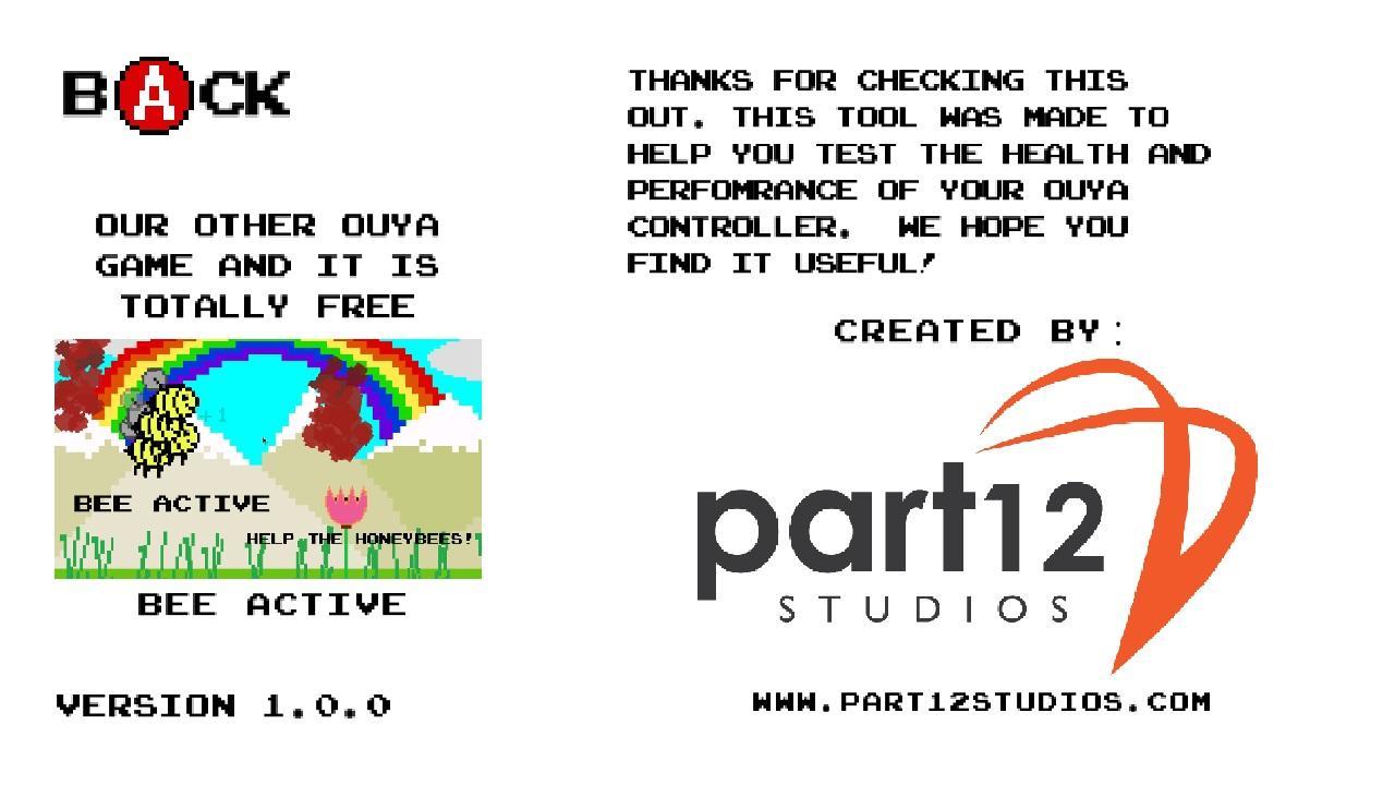 Screenshot of Controller Quest