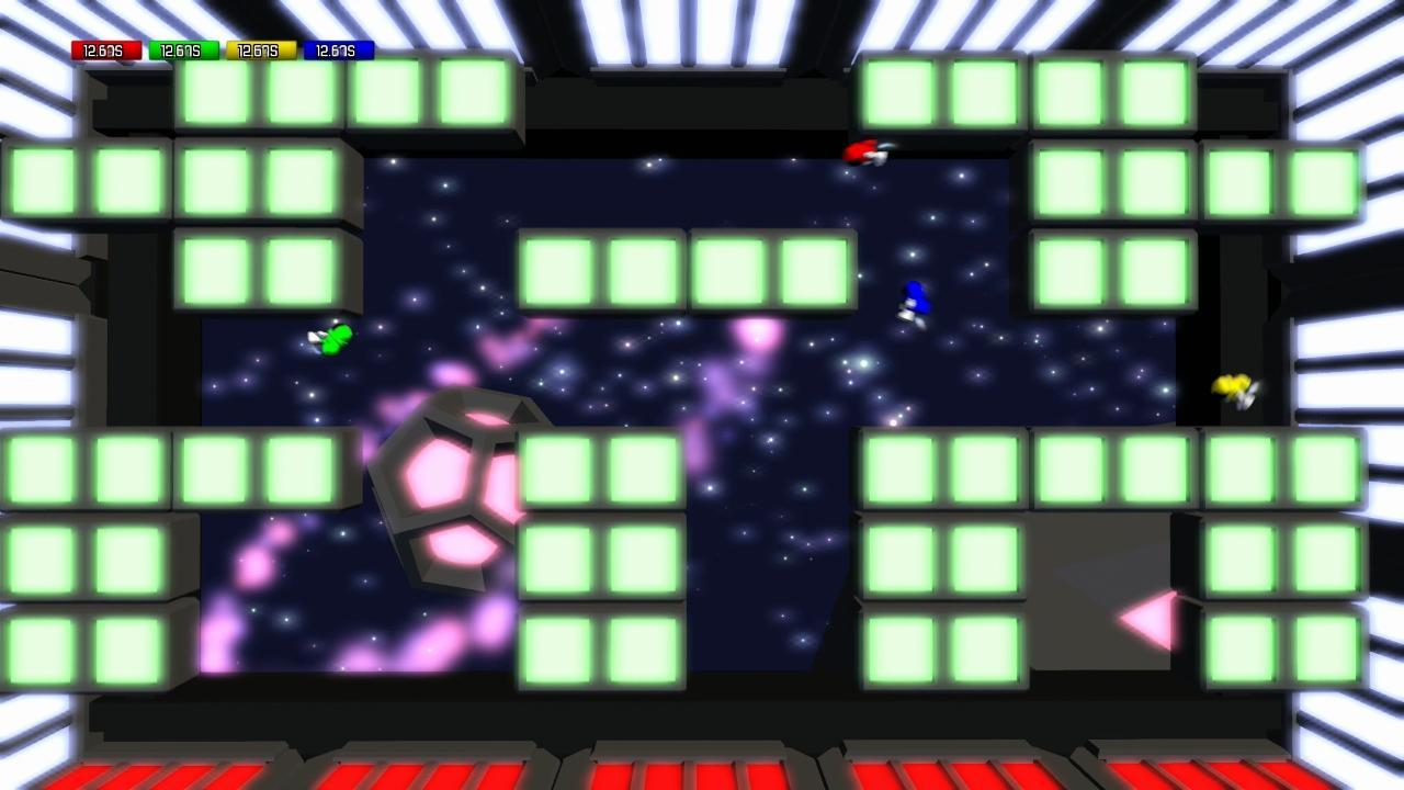 Screenshot of Space Murder