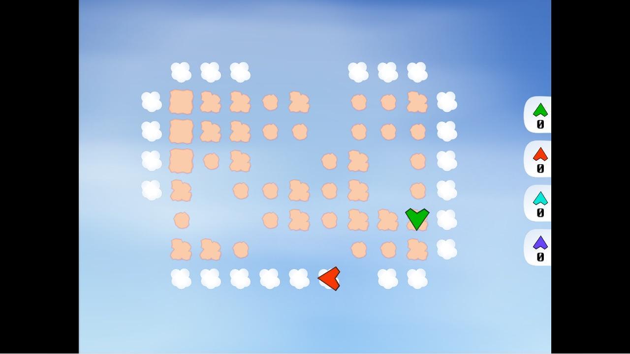 Screenshot of Cracking Tiles