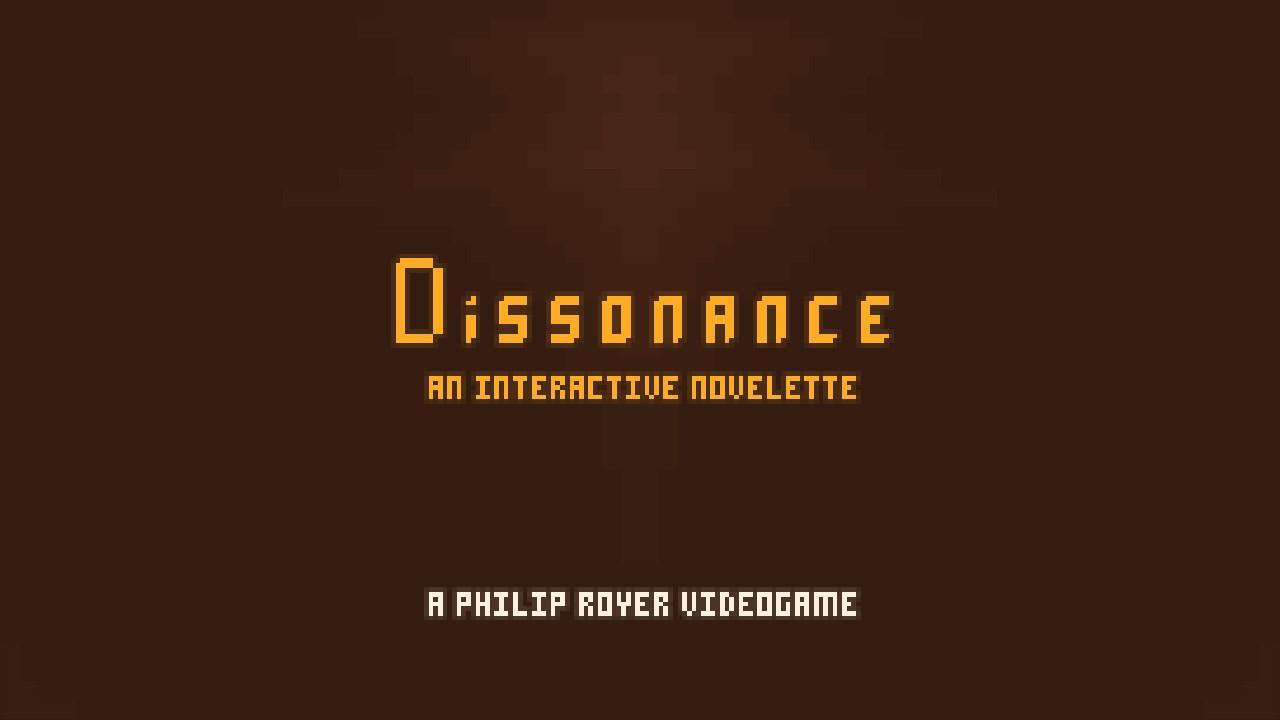 Screenshot of Dissonance