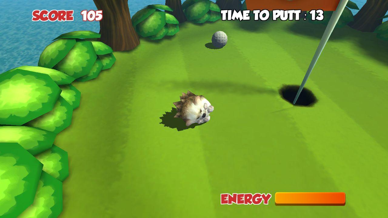 Screenshot of Ziggy Putts