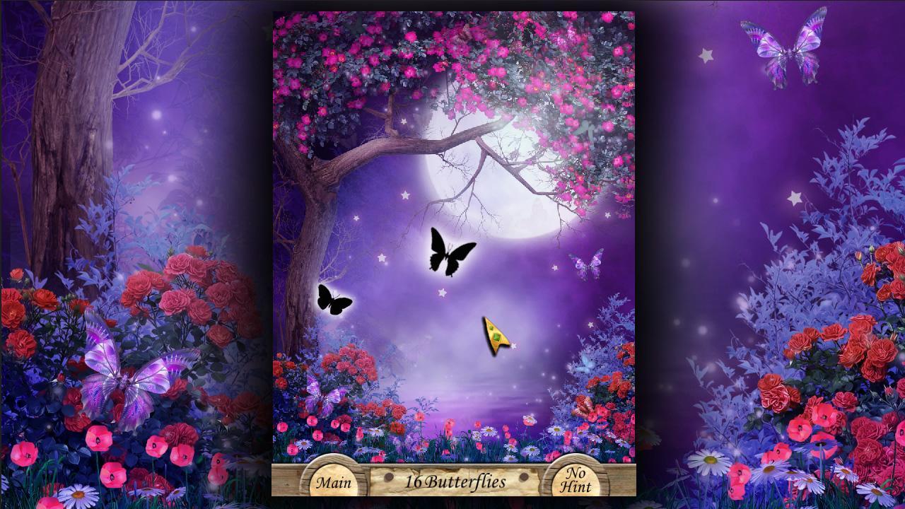 Screenshot of Hidden Garden