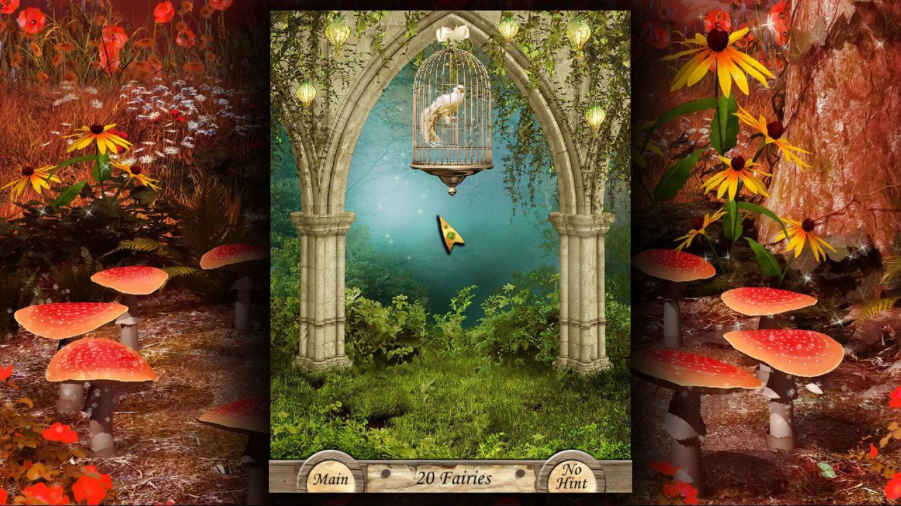 Screenshot of Hidden Garden Enchantment