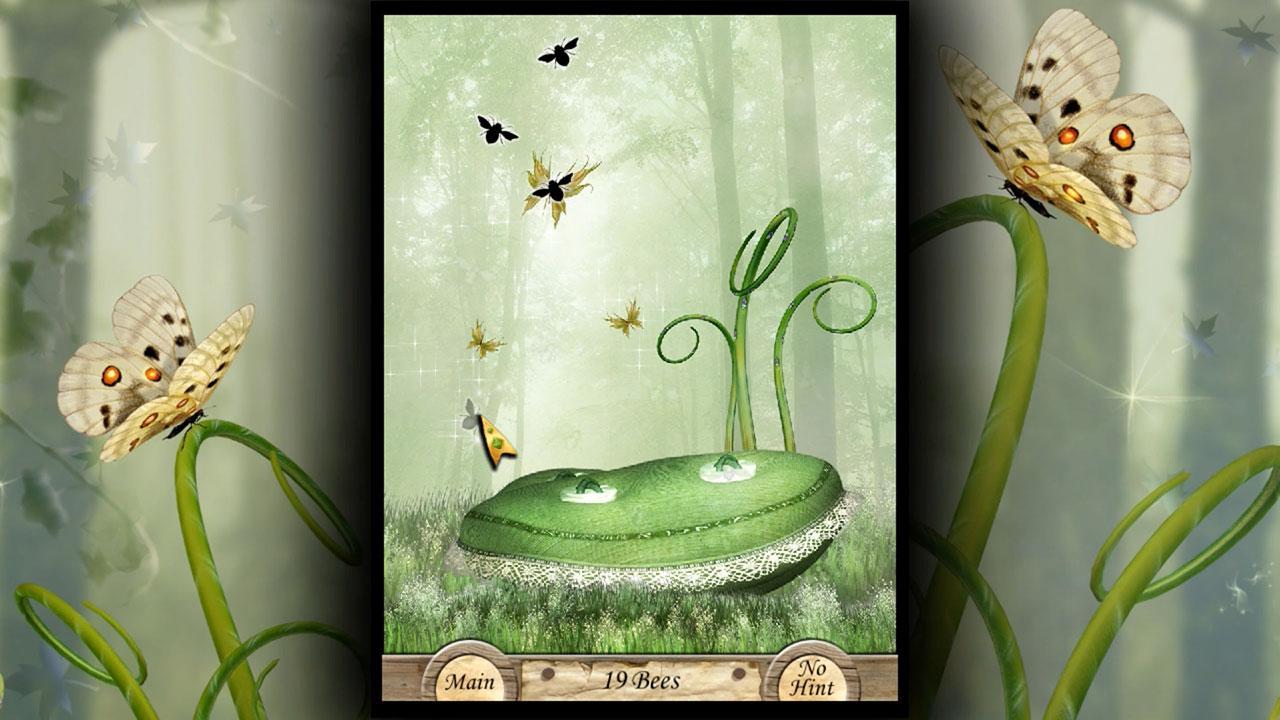 Screenshot of Hidden Garden Fairy Tale