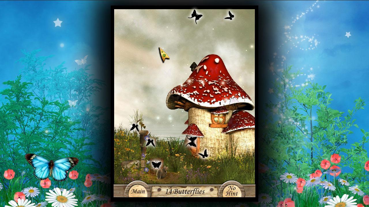 Screenshot of Hidden Garden Fantasy
