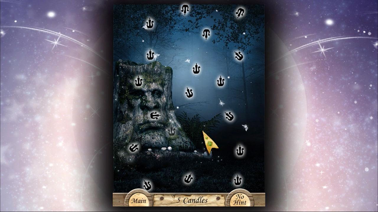 Screenshot of Hidden Garden Midnight