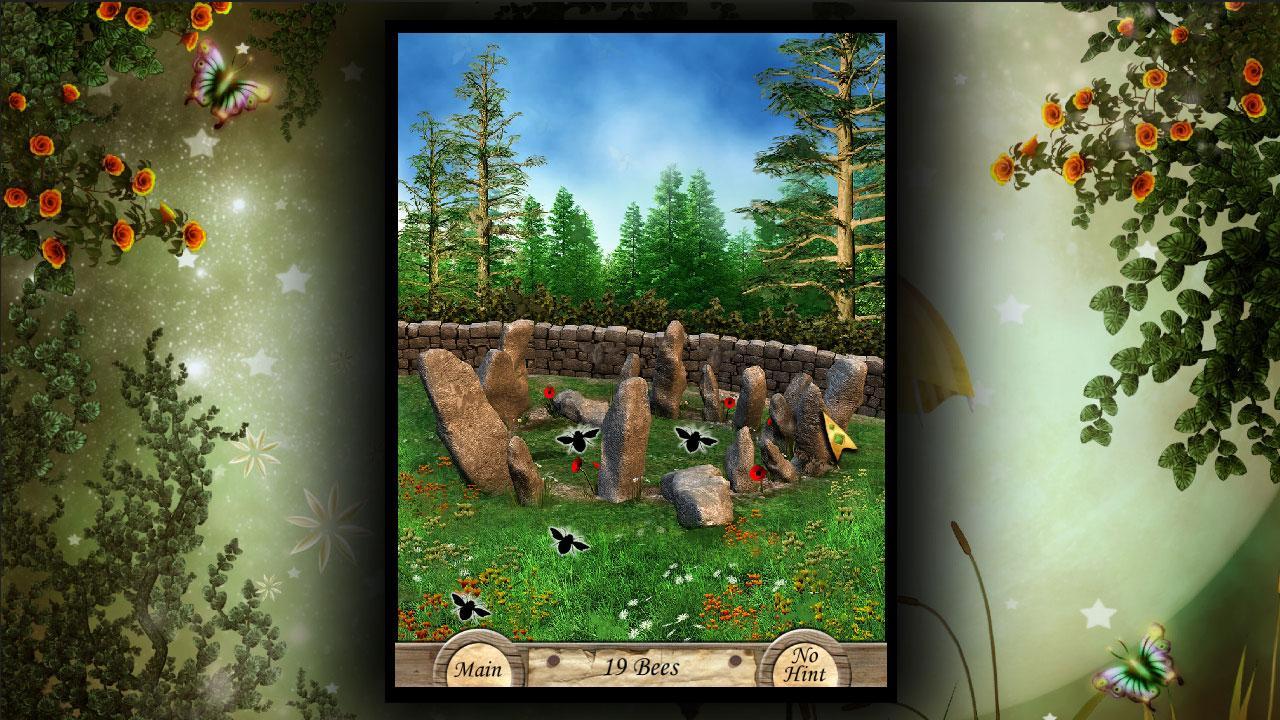 Screenshot of Hidden Garden Paradise