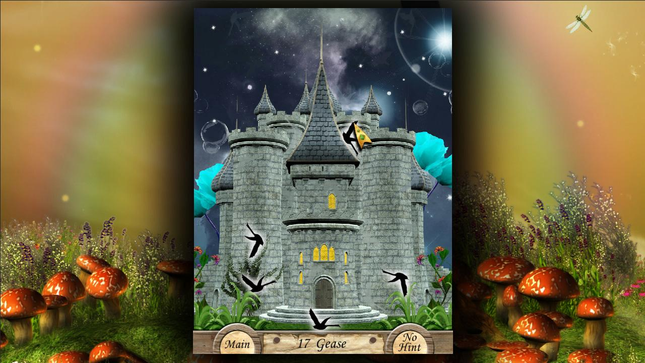 Screenshot of Hidden Garden Wonderland