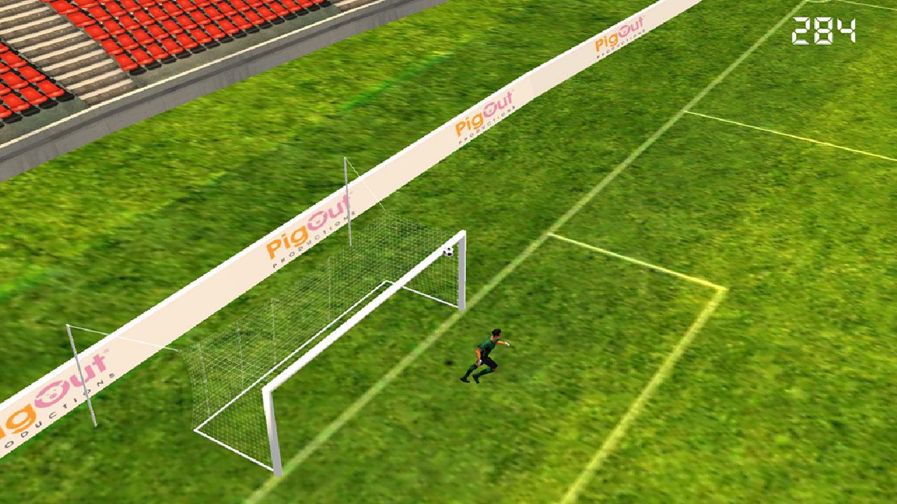 Screenshot of Sudden Death Soccer