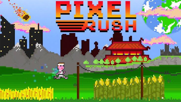 Screenshot of ../game/com.pixelheartstudios.pixelrush.htm