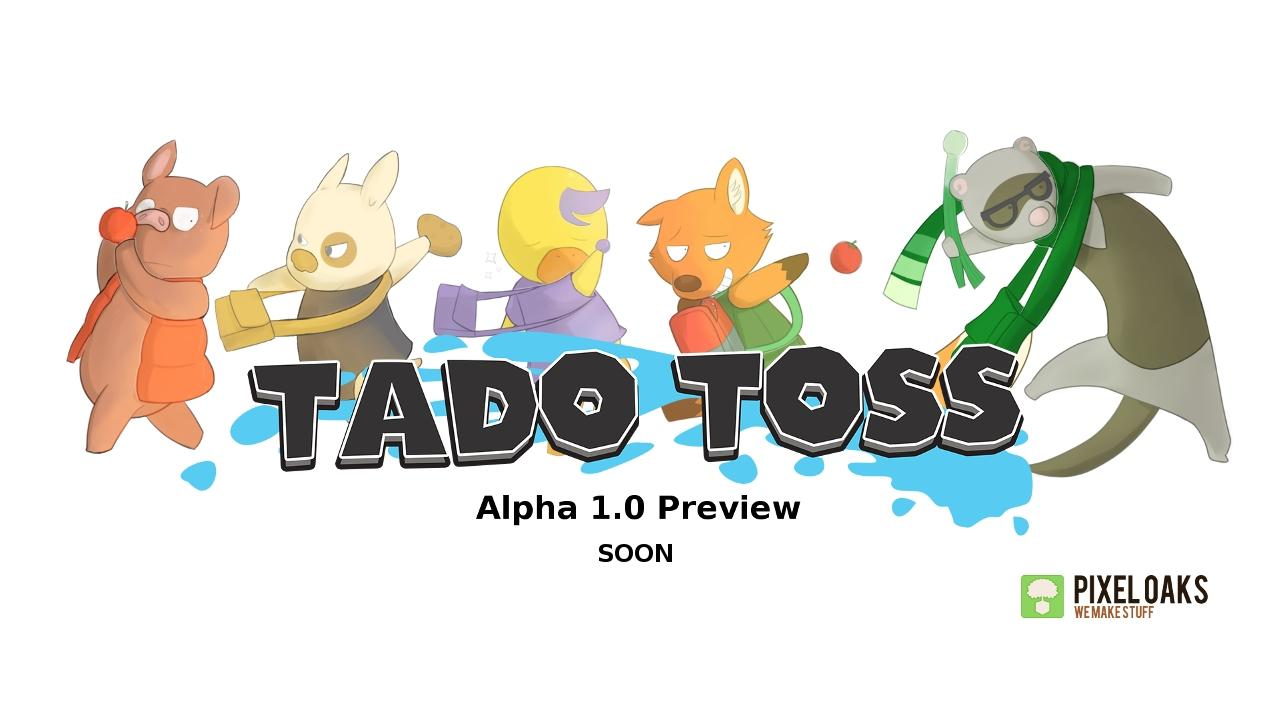 Screenshot of Tado Toss Alpha