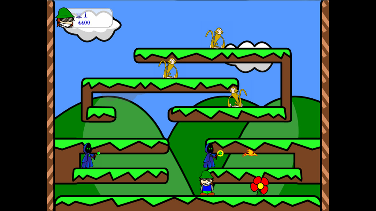 Screenshot of PiX Bros