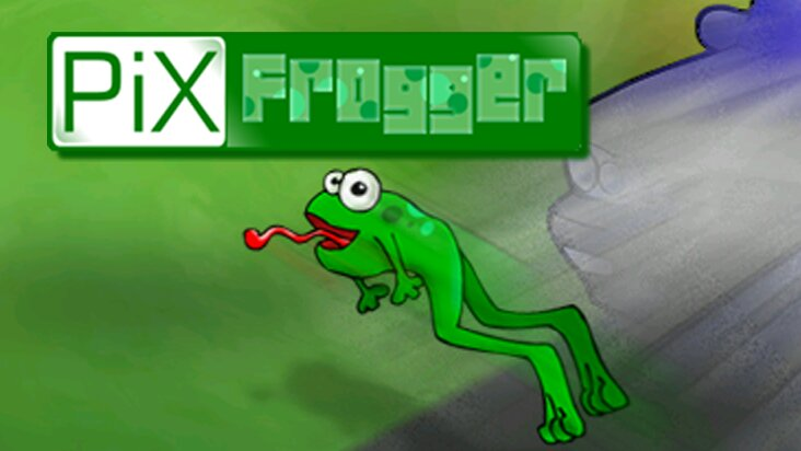 Screenshot of ../game/com.pixjuegos.pixfrogger.htm