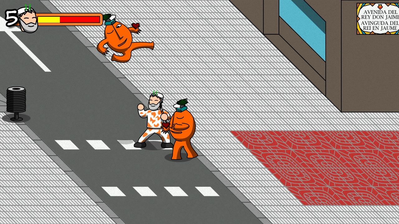 Screenshot of Ruzafa's Nightmare